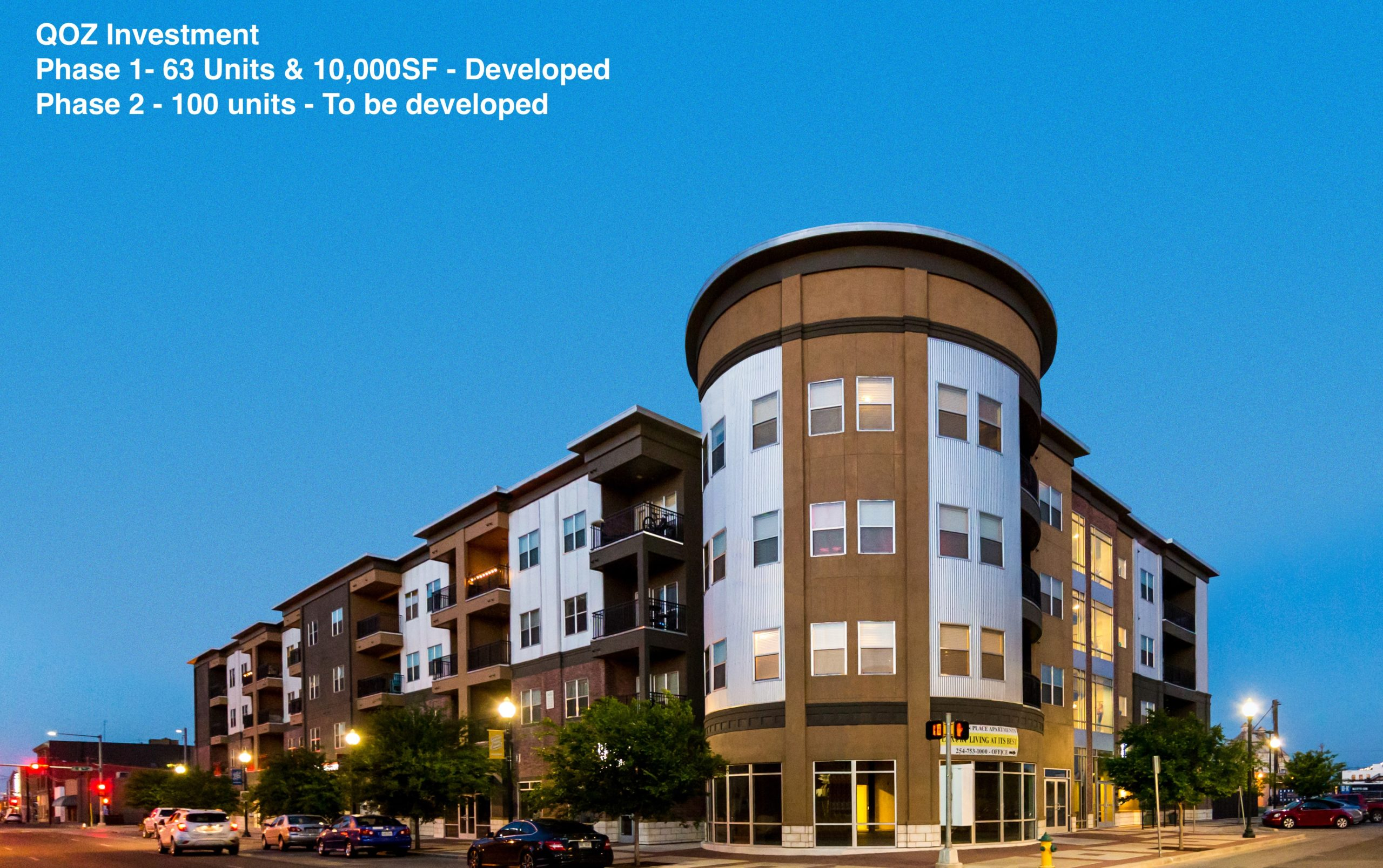 Franklin Place Apartments Complex | American Ventures