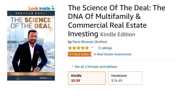 The Science of the Deal - #1 Best Selling
