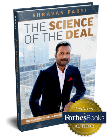 The Science of the Deal Book - By Shravan Parsi